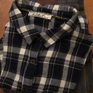 Traditional CHLOE K flannel